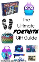 The Ultimate Fortnite Gift Guide!
