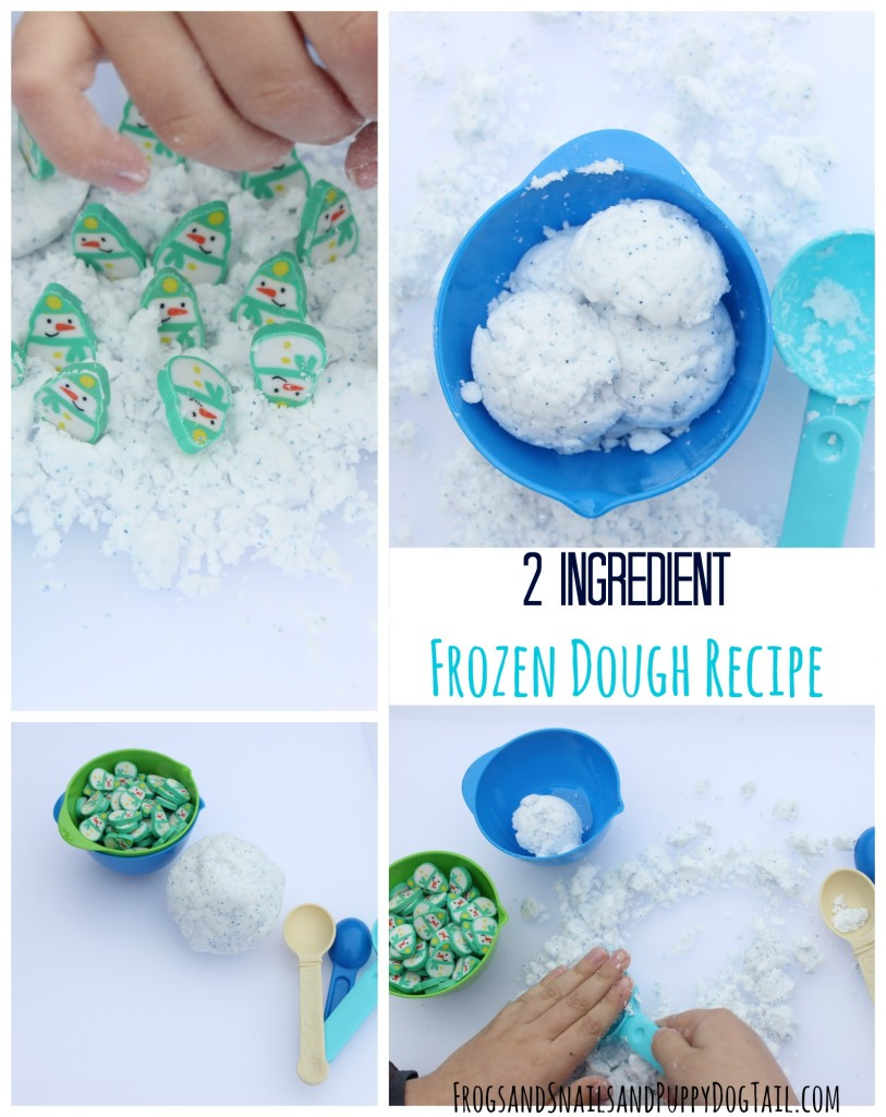 two ingredient frozen dough recipe