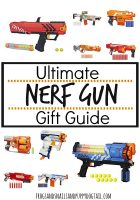 Ultimate Nerf Gun Gift Guide