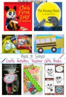 Back to school activities, crafts, and more