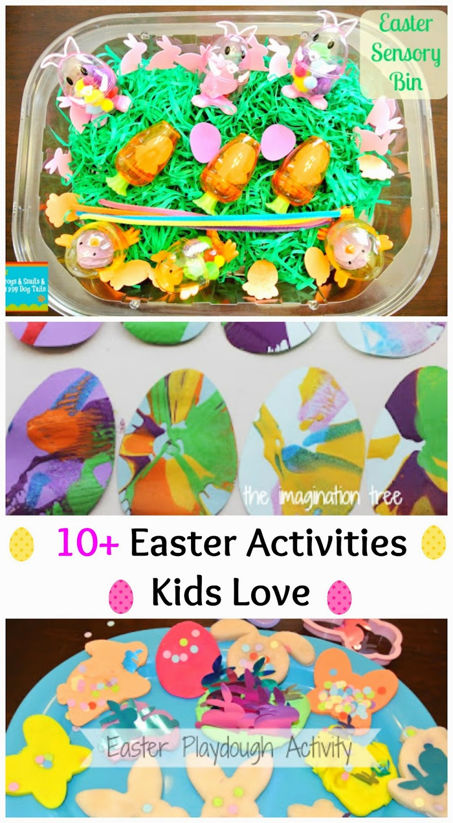 10+ Easter Activities Kids Love