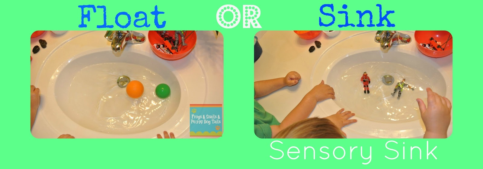 Sinking And Floating Pictures Sink or Float Sensory Sink