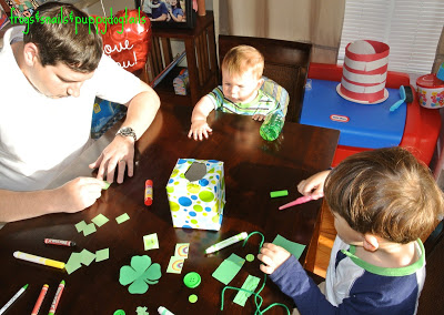 st Patrick day craft