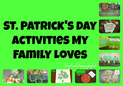 10 St. Patrick's Day Activities My Family Loves