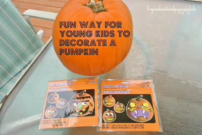 2 Easy Ways to Decorate Pumpkins with Young Kids