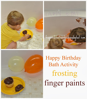 Easy & Yummy Birthday Bath