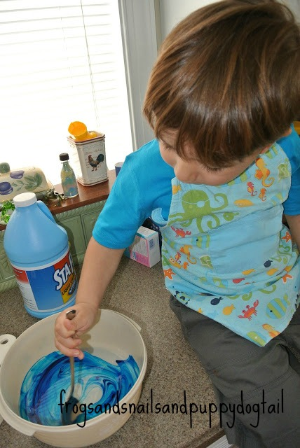 How To Make Gak or Slime