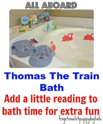 Thomas The Train Bath for kids