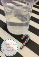 candy cane science for young kids