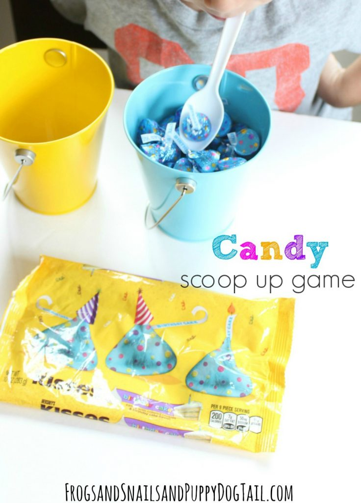 candy scoop up game