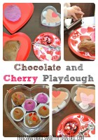chocolate-and-cherry-playdough-recipe