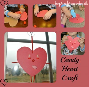 candy man heart
