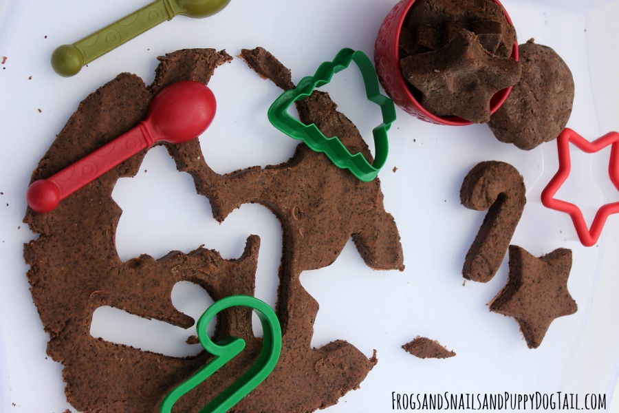 coffee playdough recipe