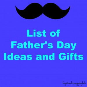 Father's day ideas-Links for crafts and gifts.....