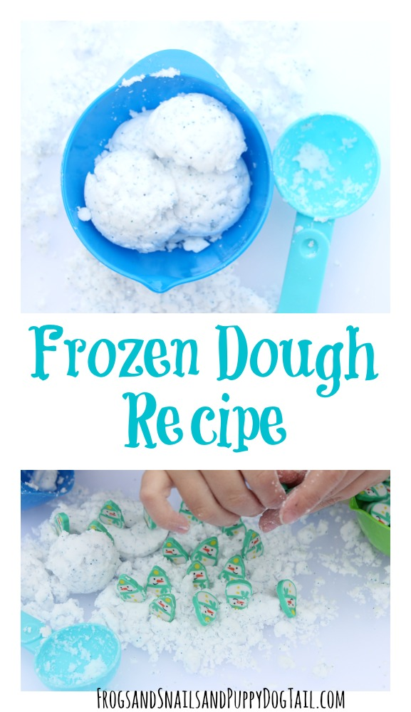 easy frozen dough recipe