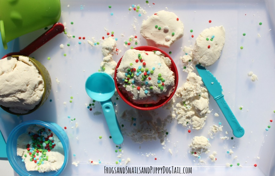 edible playdough for kids