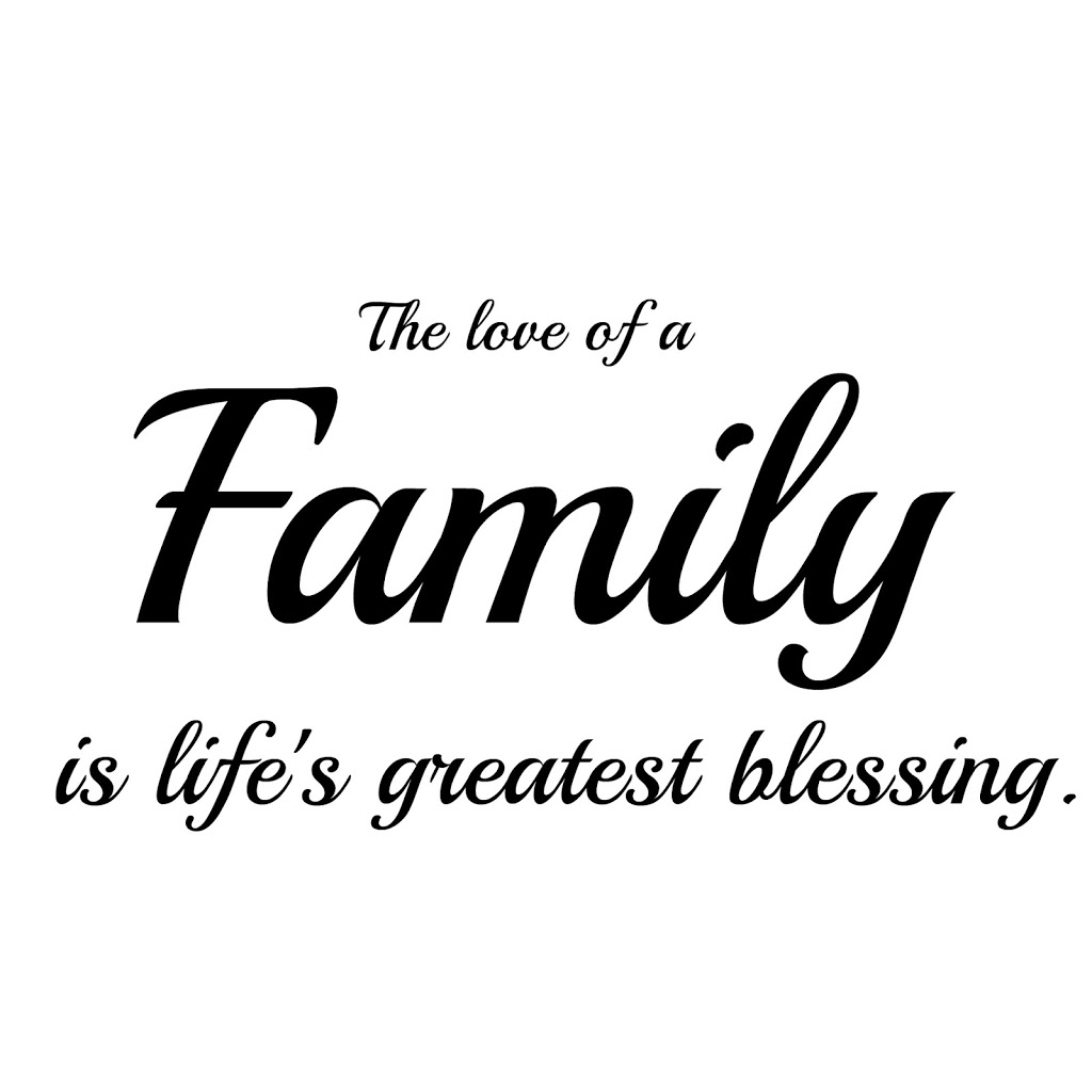 Quotes About Family The Love Of Family  Fspdt