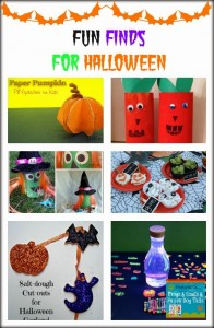 Fun Finds For Halloween {featured from the kids co-op 10-26}