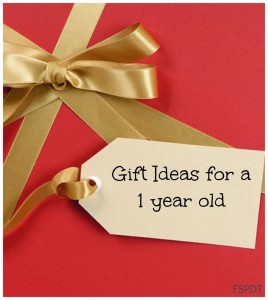 Gift Ideas For 1st Birthday's