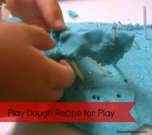 Play Dough Recipe for Play {Reviews and Fun}