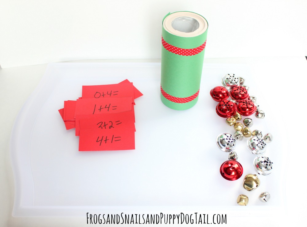 jingle bell math for kids