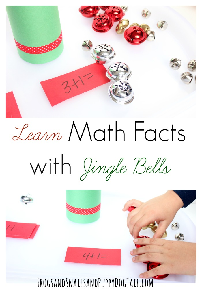 Math Facts with Jingle Bells - FSPDT