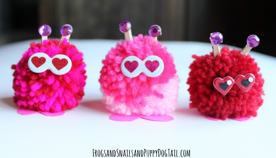love bug valentine day craft for kids
