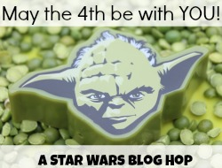 May the 4th be with you blog hop