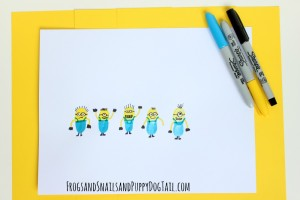 minion fingerprint art