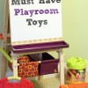Must Have Playroom Toys