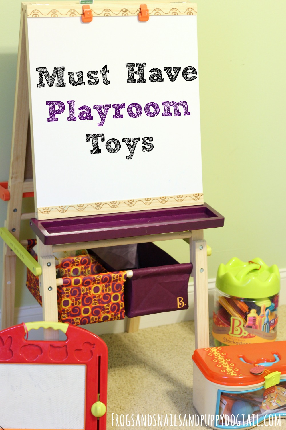 Must Have Makeup Brushes: Must Have Playroom Toys