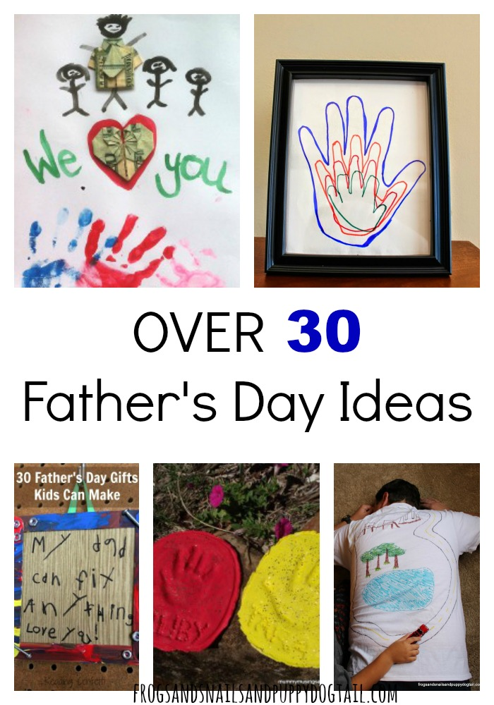 over 30 father's day ideas in one place