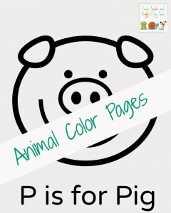 Animal Color Pages