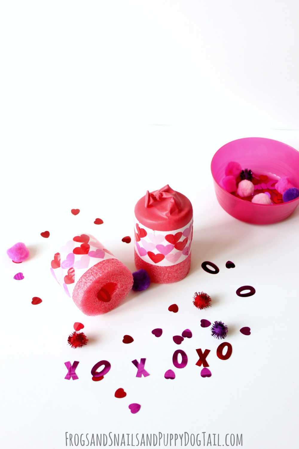 Toddler Valentines Day Crafts
