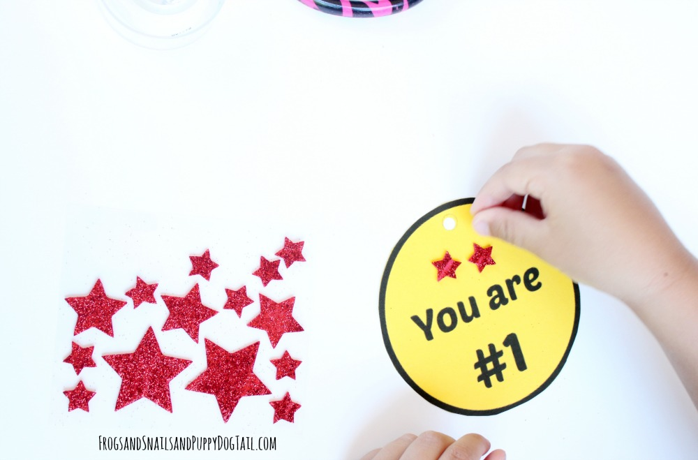 printable medal craft for kids