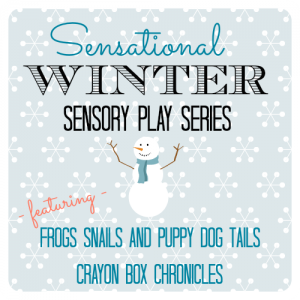 sensational winter sensory play series