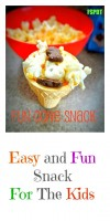 snack cone for kids