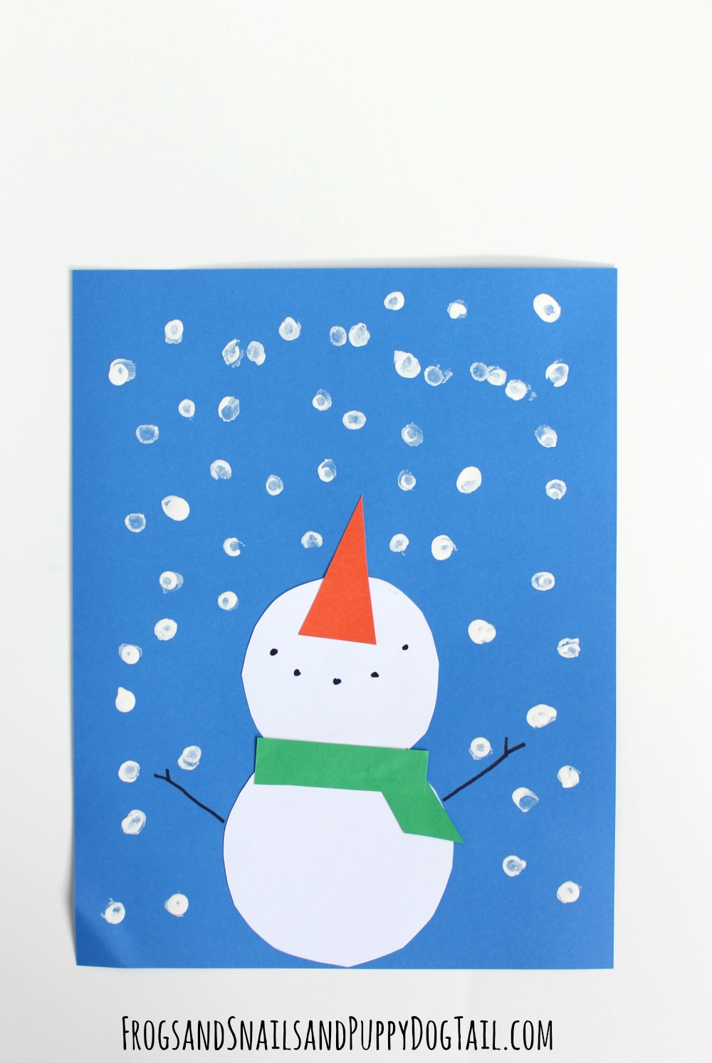 Snowman Making Kit Craft