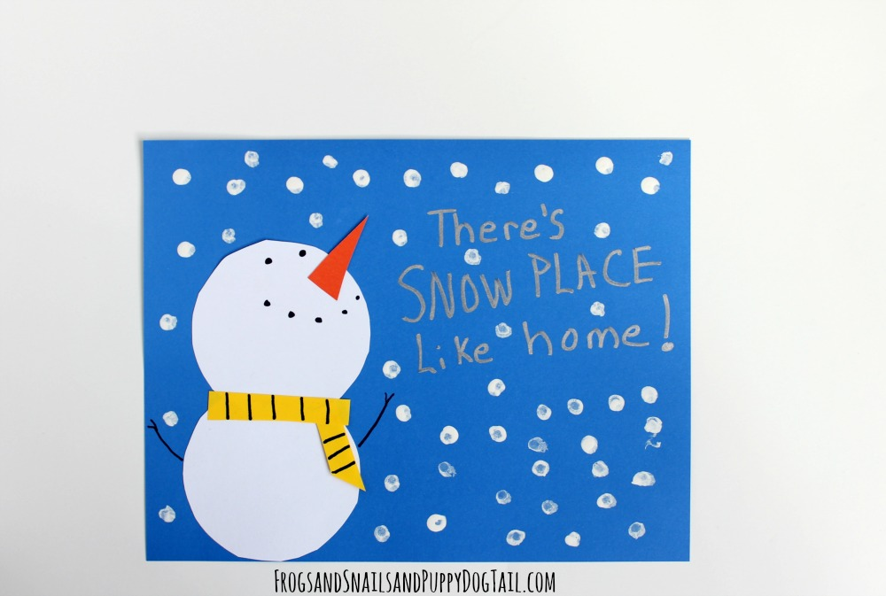 Snowman Crafts For Toddlers Pinterest