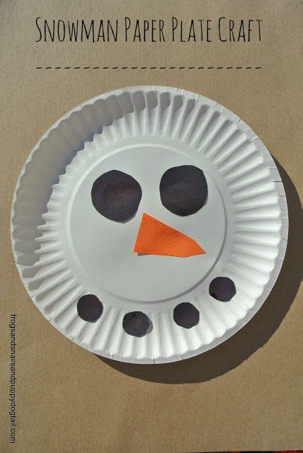Just a Snowman: Winter Books Crafts and Activities