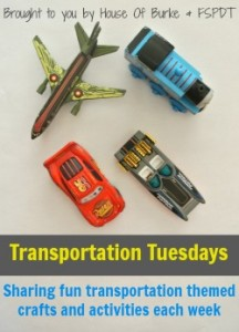 Transportation Tuesday-  Sailboat Craft