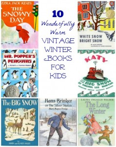 Classic Winter Books for Kids